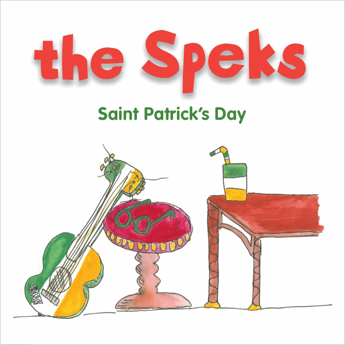 The Speks Paddys Day Song